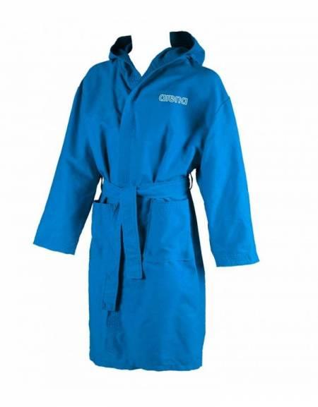 Accappatoio microfibra blu royal piscina unisex adulto Arena