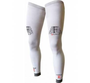 Gambale intero Full Leg compressione per gara e recupero