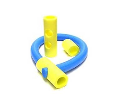 Connettore 6 buchi tubo galleggiante piscina scuola nuoto