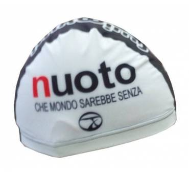 Cuffia Nuotella in Lycra Carvico sublimata