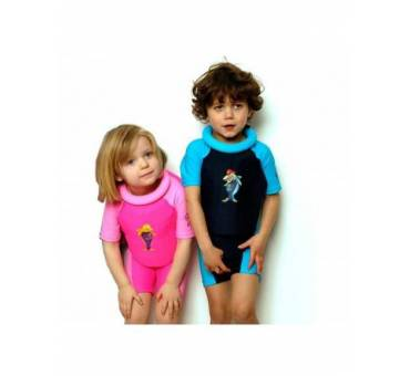 Costume galleggiante bambina Babysafe