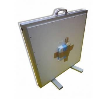 Contasecondi da bordo vasca portatile a batteria 50 cm