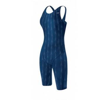 Costume da gara Short John FUSION 2 TYR Donna approvato FINA
