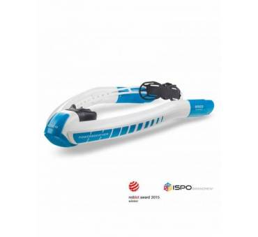 Powerbreather snorkel respiratore nuoto triathlon apnea