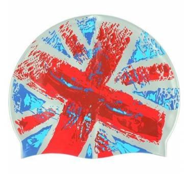 Cuffia piscina silicone Inghilterra Mad Wave