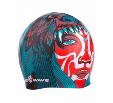 Cuffia piscina silicone Tribe Mad Wave