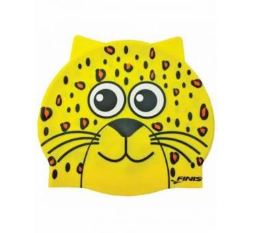 Cuffia Leopardo Finis Bambino