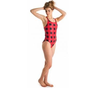 Costume piscina donna Bladeback Lumberjack