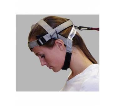 Imbracatura testa riabilitazione fisioterapia allenamento