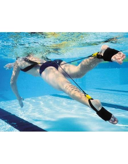 Elastico Kick Trainer per sviluppare la battuta di gambe e le braccia