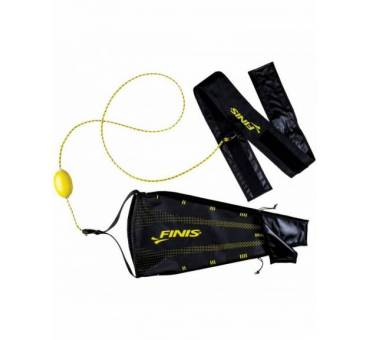 Paracadute regolabile Drag+Fly FINIS per nuoto frenato