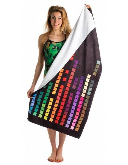 Asciugamano personalizzato telo mare