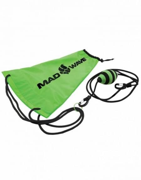 Paracadute regolabile nuoto frenato Mad Wave