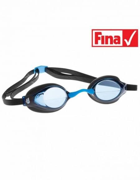 Occhialini da gara Record Breaker blu