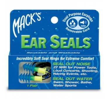 EAR PLUG Tappi orecchie MACKS - Escludi acqua e rumore