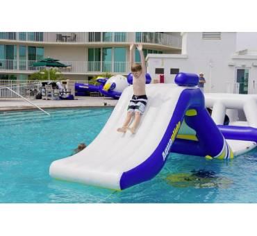 Scivolo gonfiabile piscina Aquaglide ZULU