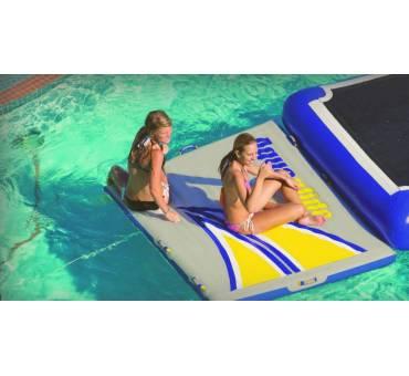 Piattaforma gonfiabile piscina Aquaglide SWIMSTEP