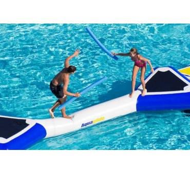 Gioco gonfiabile piscina Aquaglide FOXTROT