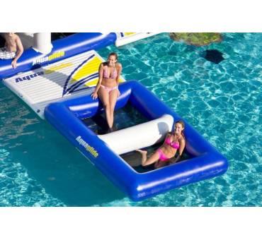 Gioco gonfiabile piscina Aquaglide DELTA