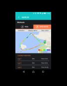 Marlin tracker GPS nuoto parlante a conduzione ossea