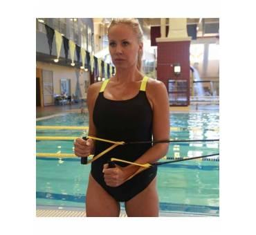 Elastico con maniglie nuoto modello base