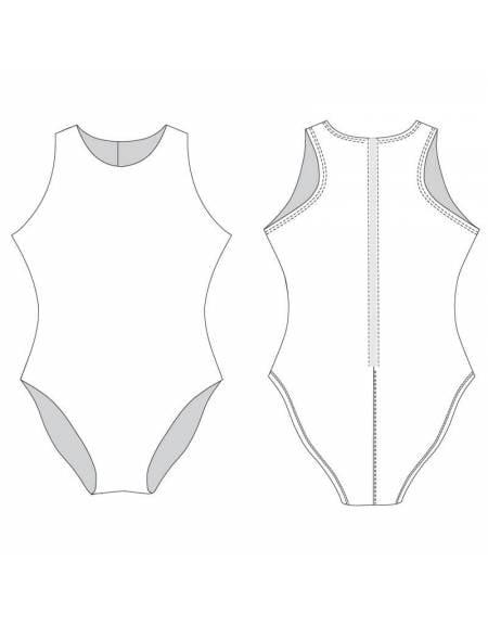 Costume Nuoto Personalizzato Donna scegli il tuo modello