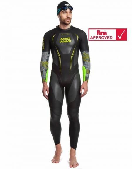 Muta Triathlon Nuoto RAPID Uomo Omologata FINA