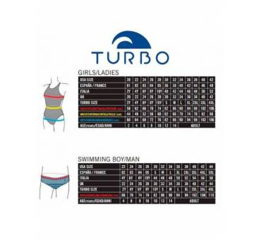 Costume Turbo Donna Kanji Spallina Larga