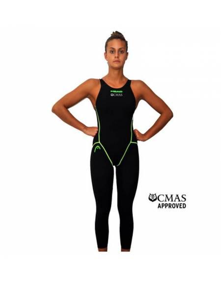 Costume Nuoto Pinnato e Acque Libere CMAS e FINA