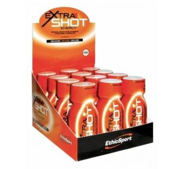 Energy Drink Nuoto Gara Extra Shot