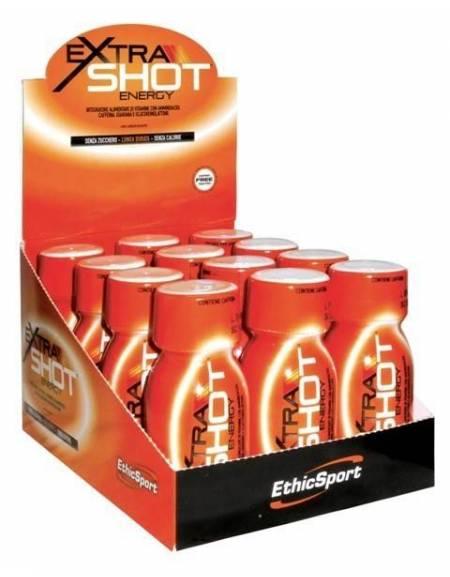 Energy Drink Nuoto Gara Extra Shot