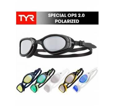 Occhialini Triathlon Lenti Polarizzate Special OPS 2.0 TYR