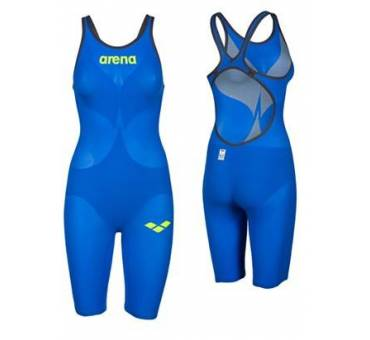 Costume Gara Arena Powerskin Carbon AIR 2 Donna Schiena Aper