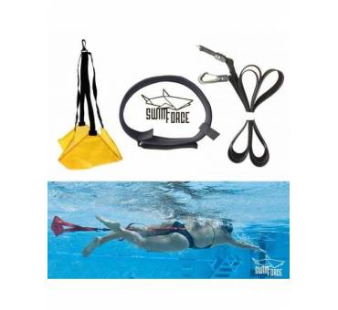 Paracadute Nuoto Frenato SWIMFORCE