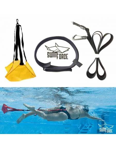 Paracadute Nuoto Frenato SWIMFORCE