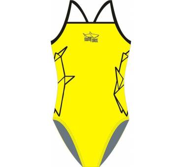 Costume Nuoto SWIMFORCE Skinback Donna