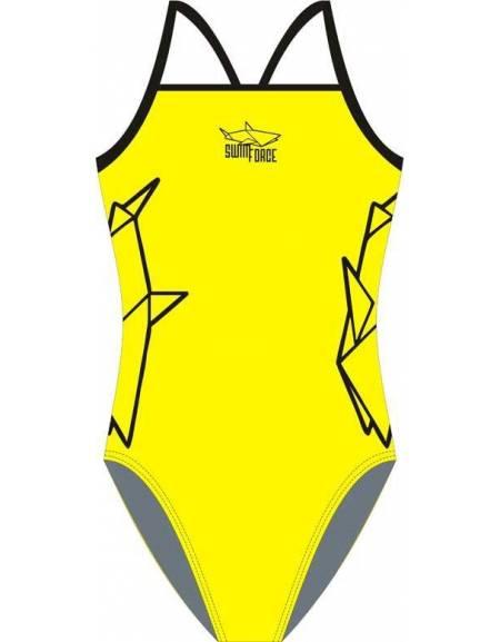 Costume Nuoto SWIMFORCE Skinback Donna