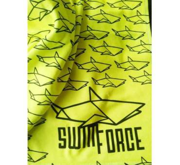 Telo Mare Giallo FLUO SwimForce
