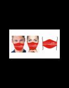 Mascherine Personalizzate Lavabili e Riutilizzabili - MINIMO 50 PEZZI