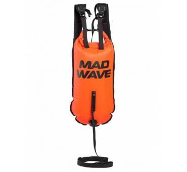 Boa Zaino Portaoggetti Impermeabile Mad Wave Acque Libere