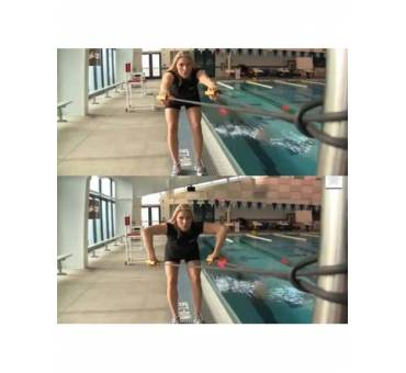 Elastico con Maniglie per Nuotatori SwimForce