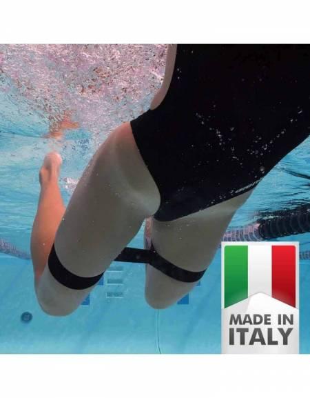 Elastico per Ginocchia Gambe Rana Swimmershop Made in Italy
