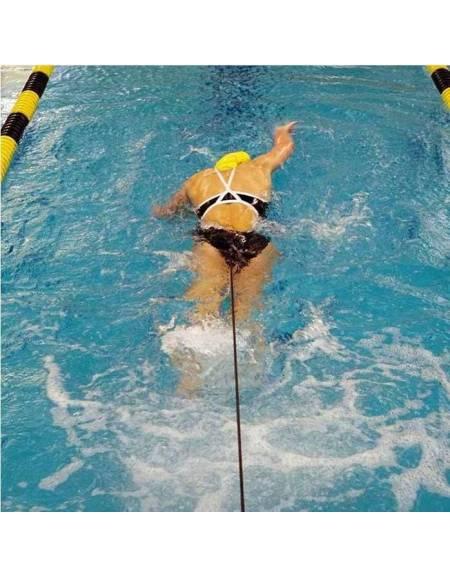 Elastico Nuoto Trattenuto SwimForce per Corsia da 25 mt