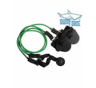Elastico con Palette Modulare per Nuotatori