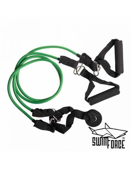 Elastico con Maniglie per Nuotatori Modulare SwimForce