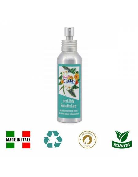 Spray desalinizzante e restitutivo viso e corpo