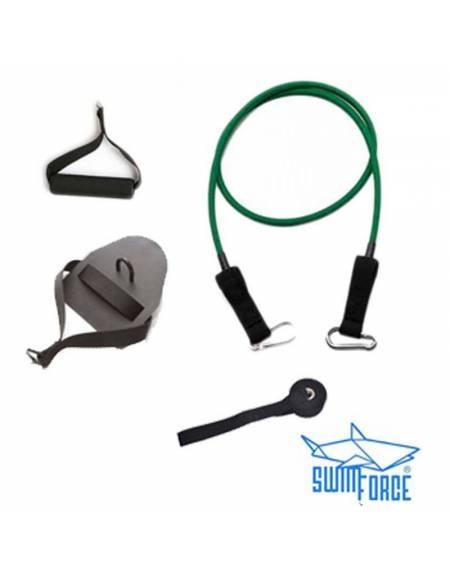 Elastico Allenamento Nuoto Kit Mono