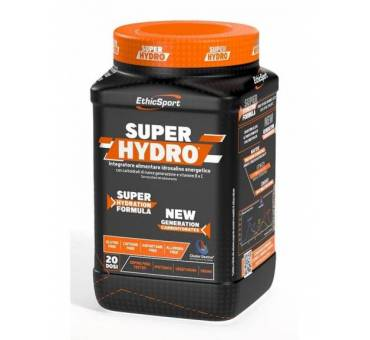 Integratore Nuoto Idrosalino Energetico SUPER HYDRO