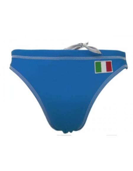 Costume allenamento NUOTO Slip UOMO modello ITALIA Ranara