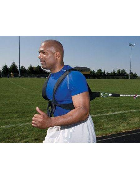 Imbracatura imbottita in neoprene per allenamento sport